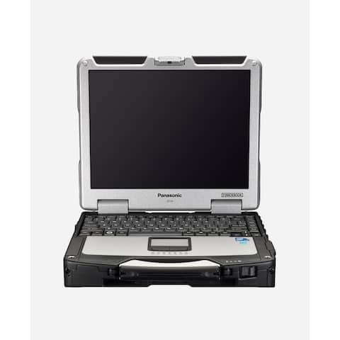 Toughbook 13.3-inch (Anti-Glare 1024 x 768) 2.4GHz Core i5 160 GB Hard Drive 4 GB Memory - Black