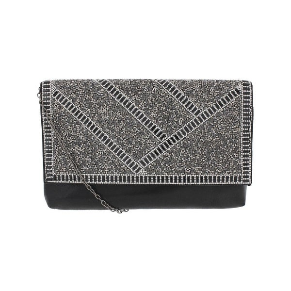 20e43298c0 Shop Sasha Womens Clutch Handbag Convertible Glitter - Medium - Free ...