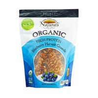 New England Naturals Granola High Protein - Blueberry Harvest - Case of 6 - 12 oz.