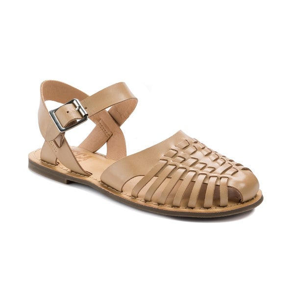 66c1bf7716 Shop Lucca Lane Hope Women's Sandals Shell - Free Shipping Today ...