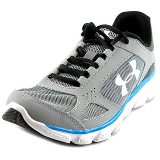Under Armour Micro G Assert V Round Toe Synthetic Trail Running