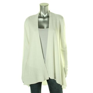 Eileen Fisher Womens Tencel Knit Cardigan Sweater - XL