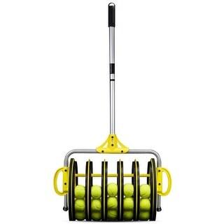 Brybelly STEN-001 EZ Roller Tennis Ball Collector