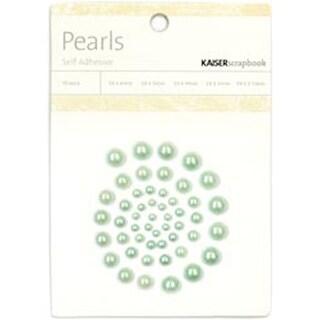 Ice Green - Self-Adhesive Pearls 50/Pkg