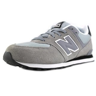 New Balance KL574 Round Toe Suede Running Shoe