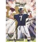 Chris Redman Baltimore Ravens 2000 Topps Stars Rookie Card Autographed Card Rookie Card This item