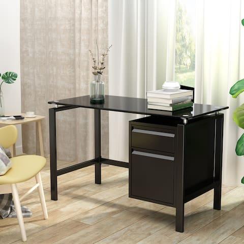Nestfair Steel Frame Home Office Desk