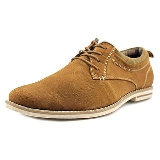 Steve Madden Ferraro Men Plain Toe Leather Oxford