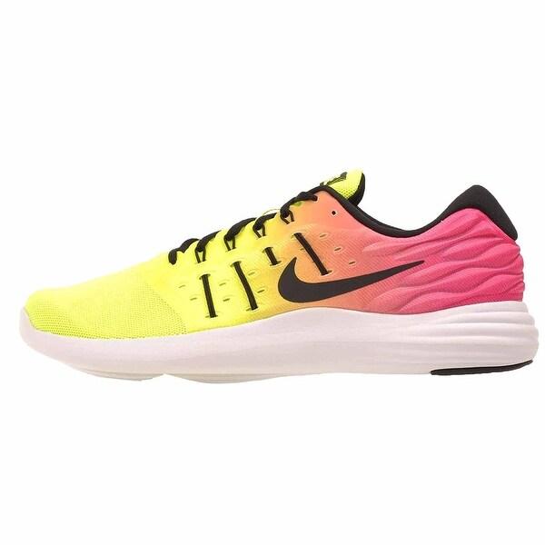 4c7caf1cb11a Shop Men s Nike LunarStelos Olympic Color Running Shoe Multi-color ...