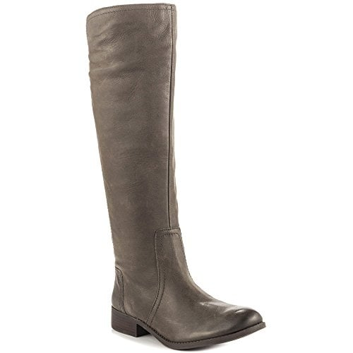 Jessica Simpson Womens Randee Leather Almond Toe Knee High Fashion Boots - 5.5