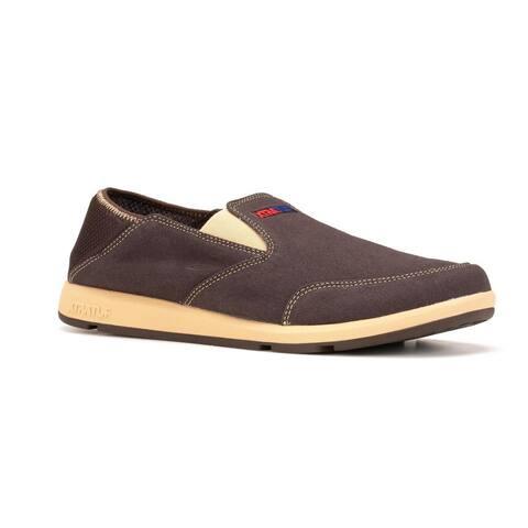 Xtratuf Men's Yellowtail Chocolate/Tan Size 7.5 Slip-On Casual Shoes