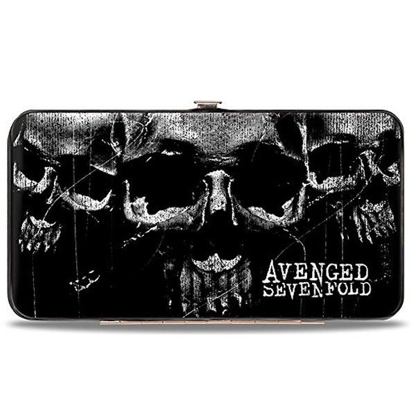 Buckle-Down Hinge Wallet - Avenged Sevenfold