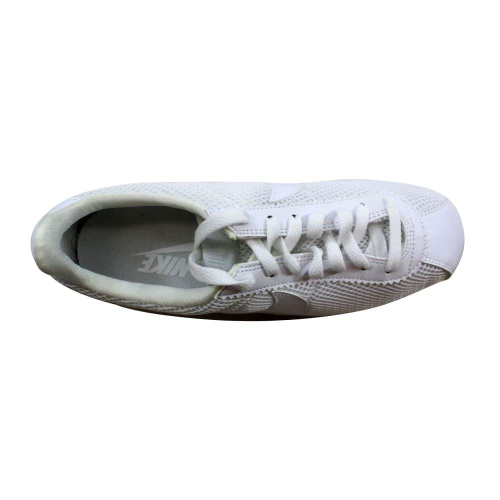 abd83c12f Shop Nike Women's Classic Cortez Premium White/White 905614-101 Size 8.5 -  Free Shipping Today - Overstock - 27339943