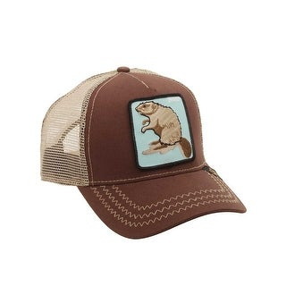 Goorin Bros. Mens Beaver Hat in Brown