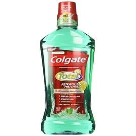 Colgate Total Advanced Pro-Shield Mouthwash, Spearmint Surge 33.8 oz