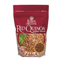 Eden Foods Red Quinoa - Organic - Case of 12 - 16 oz.
