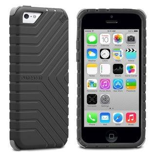 PureGear GripTek Advanced Impact Rubberized Protection for iPhone 5C, Black
