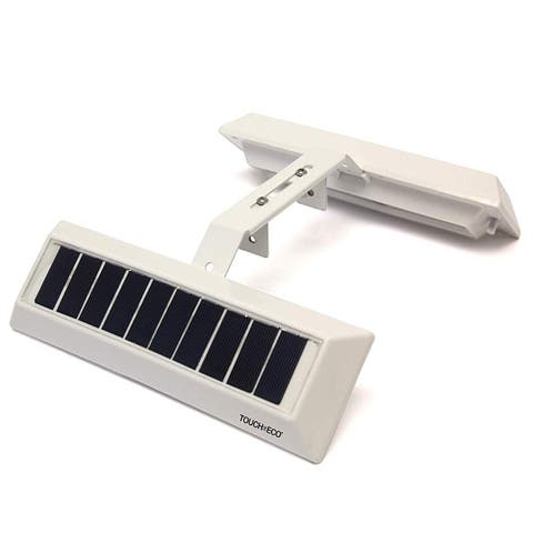 Solar Dual Sided LED Sign/Post Accent Light
