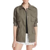 BB Dakota Womens Anorak Jacket Twill Long Sleeves