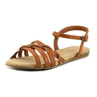 Baretraps Saddle Open-Toe Synthetic Slingback Sandal