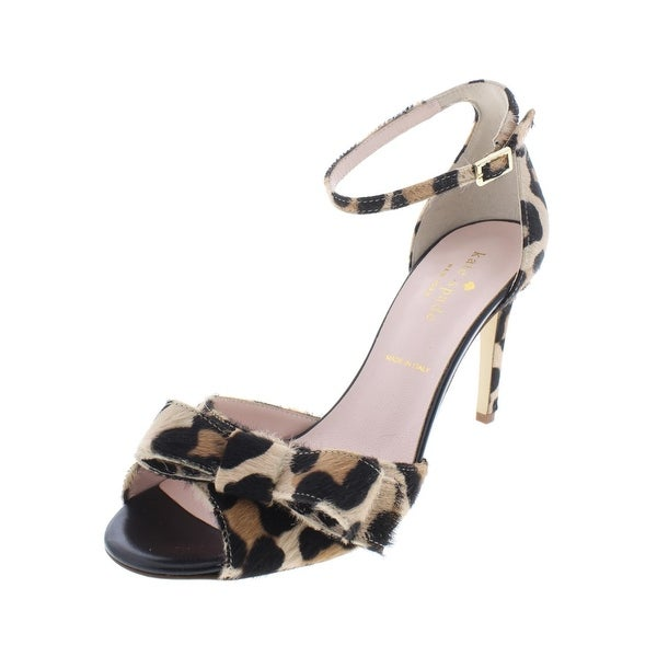 4b0dc1398e3c Shop Kate Spade Womens Ismay Heels Leopard Bow - Free Shipping Today ...