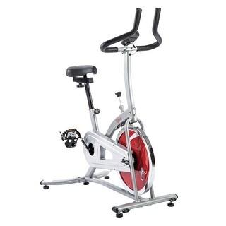 Sunny Health & Fitness SF-B1203 Indoor Cycling Bike, Black