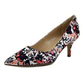 Unisa Calley 2 Women  Peep-Toe Canvas  Heels