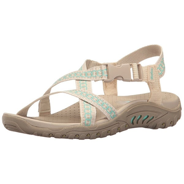 945a89fe1c96 Shop Skechers Women s Reggae-Kooky Flat Sandal