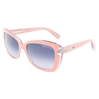 Guess by Marciano GM0711 D73 Pink Square sunglasses