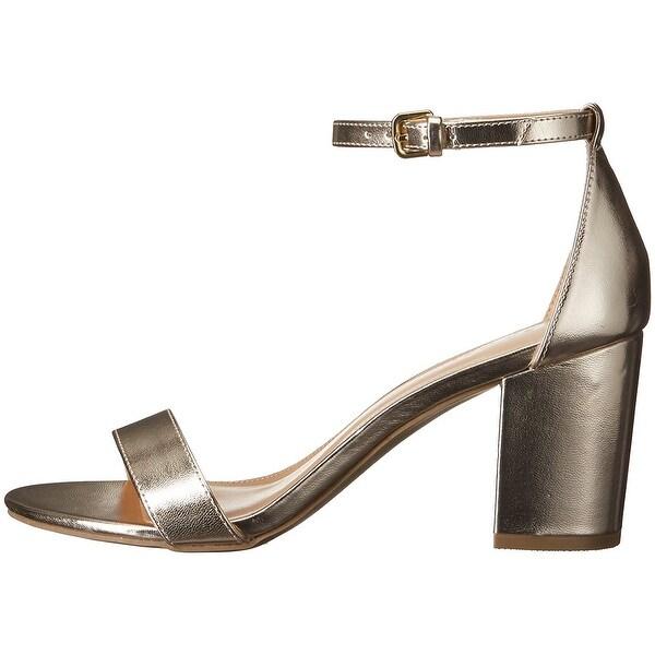 Report Womens pamela Open Toe Casual Slingback Sandals - 8.5