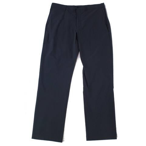 Polo Ralph Lauren Mens Pants Blue Size 40X30 Straight Fit Traveler