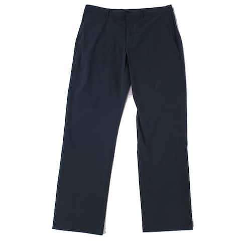 Polo Ralph Lauren Mens Pants Blue Size 40X32 Straight Fit Traveler