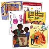 Learning About Math Book Set (Set of 6)