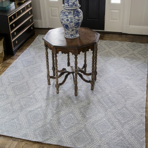 Erin Gates by Momeni Easton Pleasant Hand Woven Indoor Outdoor Rug