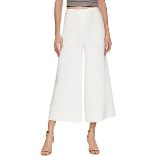 Elizabeth and James Womens Trouser Pants Woven Solid