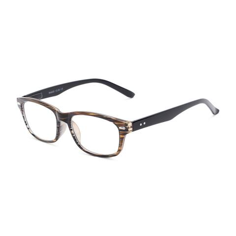 Readers.com The Comet Rectangle Reading Glasses