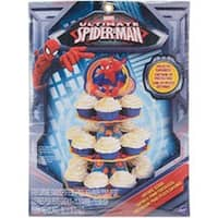 "Spider-Man 11.75""X15.5"" Holds 24  - Treat Stand"