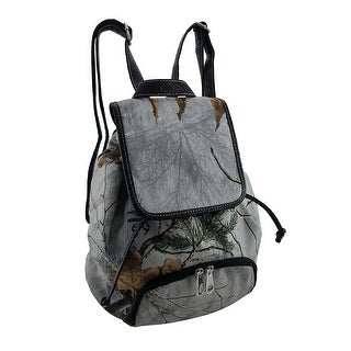 Realtree Xtra Colors Camouflage Concealed Carry Backpack