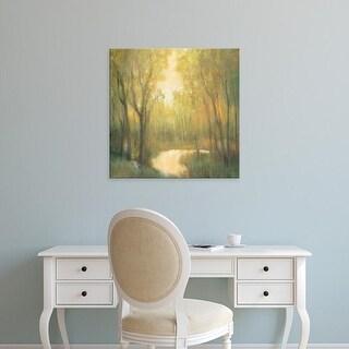 Easy Art Prints Tim OToole's 'Forest Sanctuary II' Premium Canvas Art
