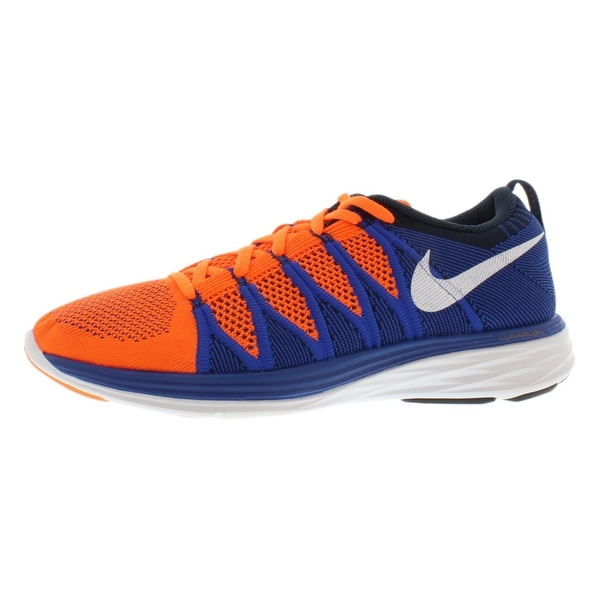 5380030ad88d Shop Nike Flyknit Lunar 2 Running Men s Shoes - 8.5 D(M) US - Free Shipping  Today - Overstock - 27731893