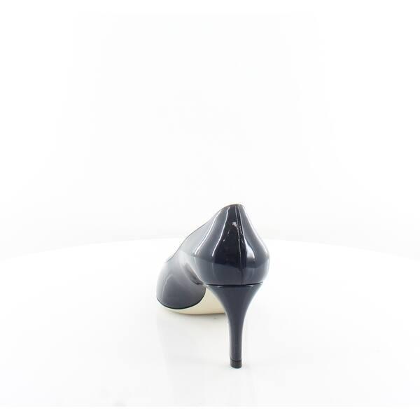 new style 47473 9d002 Shop Giorgio Armani Vernice Women's Heels Navy - 9 - Free ...
