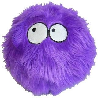 Purple - goDog FurBallz with Chew Guard Large