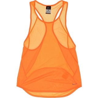 Nike Womens Sleeveless Racerback Tank Top