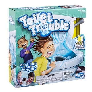 Toilet Trouble Game - multi