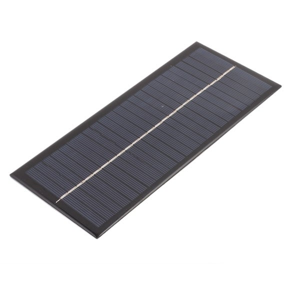 213mm x 92mm 2.5 Watts 12 Volts Polycrystalline Solar Cell Panel Module