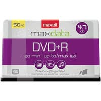 Maxell 634053/639013 4.7Gb 120-Minute Dvd+Rs (50-Ct Spindle)