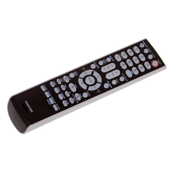 OEM Toshiba Remote Control Originally Shipped With: MD26H82, MD30H82