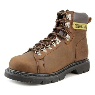 "Caterpillar Alaska 6"" Round Toe Leather Work Boot"