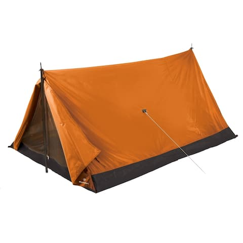 "Stansport Scout Backpack Tent - Orange - 78"" L x 54"" W x 36"" H"