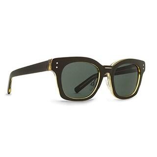 Vonzipper Sunglasses Belafonte Brown Crystal with Vintage Grey Lens